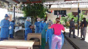 Más de 200 privados de libertad en Penonomé se han recuperado de COVID-19