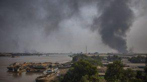 China exige protección a sus fábricas en Myanmar