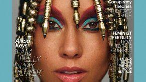 Alicia Keys explica cómo nació su estilo masculino pero chic