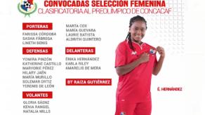 Selección femenina lista para enfrentar triangular clasificatorio al Preolímpico