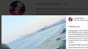 Irene Junquera se despide de Río tras acompañar a su novio en las Olimpiadas