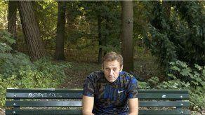 Navalni acusa a Putin de estar detrás de su envenenamiento