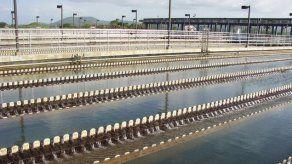 Potabilizadora de Chilibre funciona en un 90% por afectación eléctrica