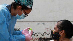 Instituto Gorgas adelanta estudios con la toma de muestras de saliva para diagnóstico del COVID-19