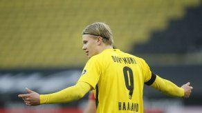 Presidente del Dortmund insta a Haaland a seguir el ejemplo de Lewandowski