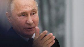 Putin pide controlar el rap