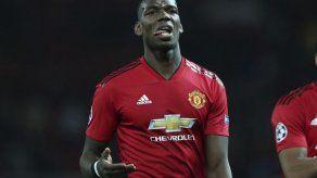 Técnico del United dice que futuro de Pogba no le preocupa