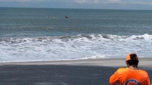 Sinaproc recomienda evitar realizar actividades en zonas costeras por mar de fondo en el Pacífico.