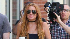 Lindsay Lohan desquició a sus compañeros de rehabilitación