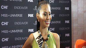 Rosa Montezuma brilla en la competencia preliminar de Miss Universo
