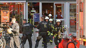 Toma de rehén en estación de trenes alemana podría tener motivación terrorista