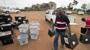 Presidente de Uganda es declarado ganador de las elecciones