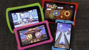 Tablets para niños maduran al aumentar la competencia