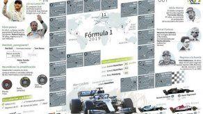 Hamilton buscará un nuevo título que le acerque a Schumacher