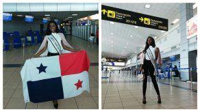 Zunilda Del Valle viaja a Ecuador para el Miss Continentes Unidos
