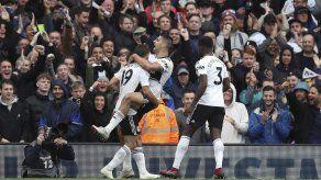 Gol de Mitrovic rescata empate para Fulham ante Watford