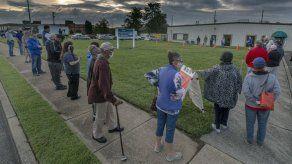Cable cortado interrumpe el registro de votantes en Virginia