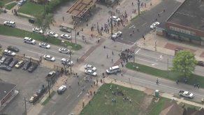 Ferguson: la tensión permanece; otro muerto por la policía en Saint Louis