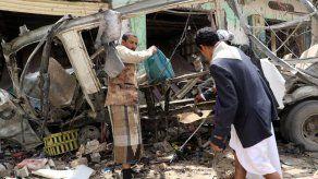 Conmoción en Yemen tras el bombardeo en el que murieron 29 niños