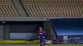 Messi convocado para la Copa del Rey