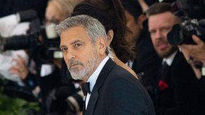 George Clooney está deseando conocer al pequeño Archie en su visita a Londres