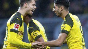 Dortmund abre distancia de 9 puntos sobre Bayern