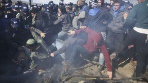 Israel ultima el desalojo de un asentamiento en Cisjordania