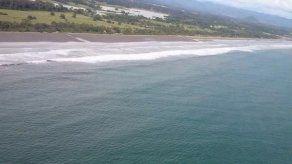Sinaproc se traslada a Playa Las Lajas por menor desaparecido