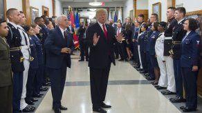Trump cierra las puertas de las Fuerzas Armadas a personas transgénero