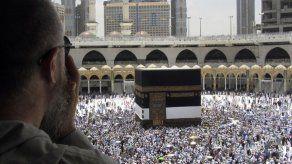 La Meca recibe a más de 2 millones de peregrinos para el haj
