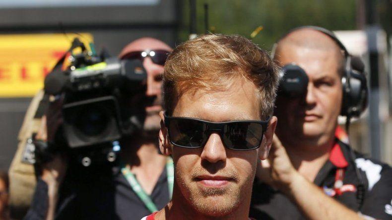 Vettel: Tenemos que mantener los pies en la tierra