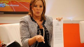 Suspenden audiencia a exdirectora de Migración acusada de supuesta falsificación de visas