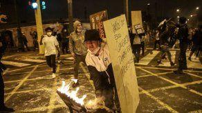 CIDH exige investigar muertes durante protestas por crisis política en Perú