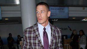 El luchador John Cena se convierte en autor de libros infantiles