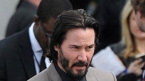 Keanu Reeves disfruta poniendo a sus personajes al límite