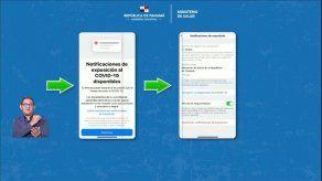 Panamá implementa tecnología de notificaciones de exposición a covid-19 para teléfonos inteligentes