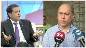 Ministro Aguilera y Viceministro Donadío ponen su cargo a disposición