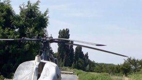 Francia: Drones precedieron fuga de maleante en helicóptero