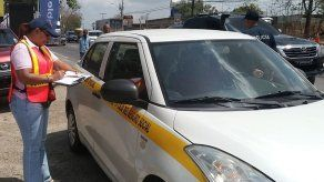 49 conductores de vehículos del Estado sancionados por Contraloría durante operativos de Carnaval
