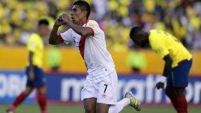 Perú se impone en Ecuador y está en zona de Mundial