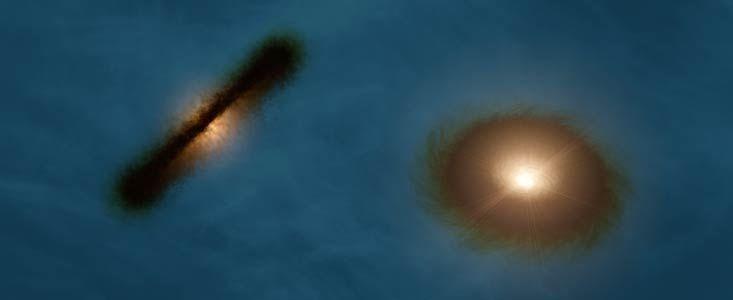 Científicos hallan el por qué de las extrañas órbitas de ciertos exoplanetas