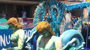 Así sierra este Martes de Carnaval de Punta Fogón Unido