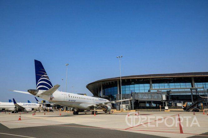 Vuelos humanitarios y de carga concentran esfuerzos en el Aeropuerto de Tocumen