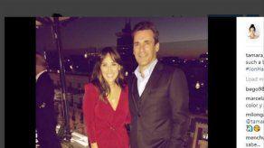 Tamara Falcó se va de cena con Jon Hamm