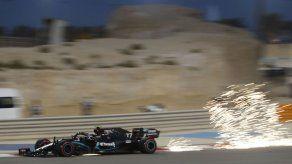 Mercedes encabeza ensayos de pretemporada en Fórmula Uno