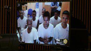 El Salvador: condenan a 390 años de prisión a 7 pandilleros