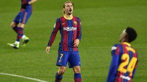 Barcelona empata 1-1 con Eibar en La Liga