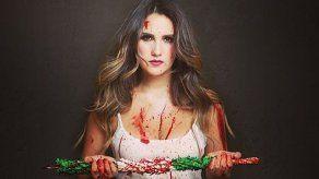 Dulce María hace una crítica a la tauromaquia con PETA Latino