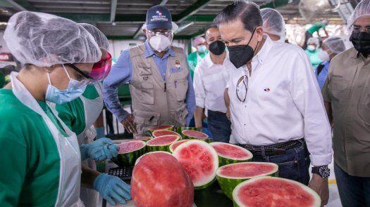 Hecho en Panamá es un distintivo, creado por la Ley 112 de18 de noviembre de 2019, para identificar los productos fabricados, producidoso manufacturados en la República de Panamá.