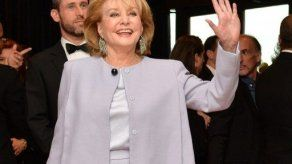 La periodista Barbara Walters se despide tras 53 años de TV en EEUU
